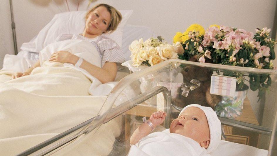Le séjour à la maternité