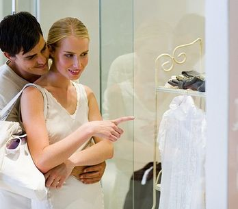 Faire les boutiques avec son homme
