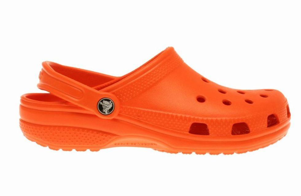 Les chaussures Crocs