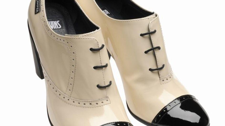 Les chaussures Richelieu