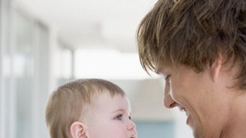 Être père, ce que ça change pour lui