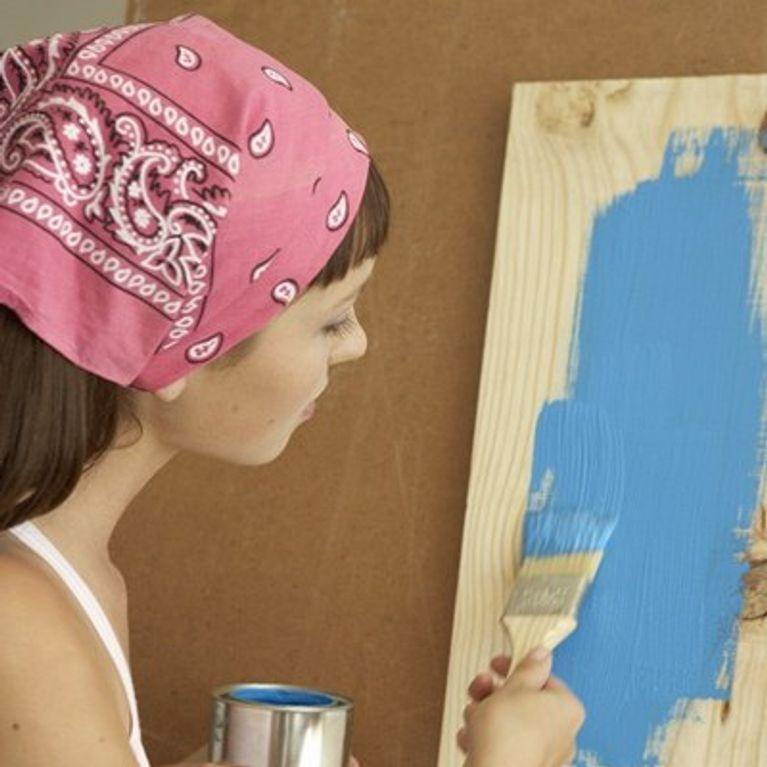 Peindre Sur Différentes Matières