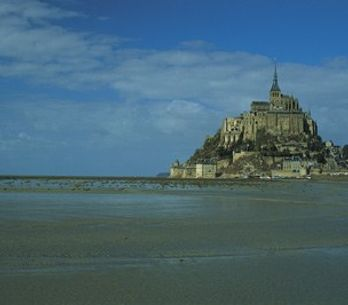 Le Mont-Saint-Michel, merveille de l'Occident