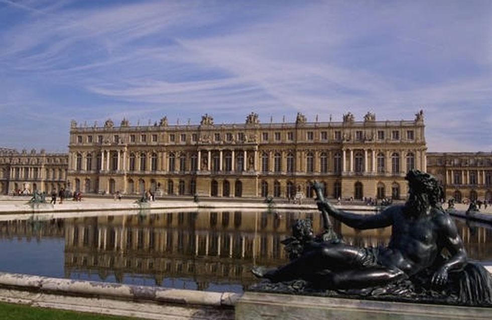 Le château de Versailles, dans les pas des rois