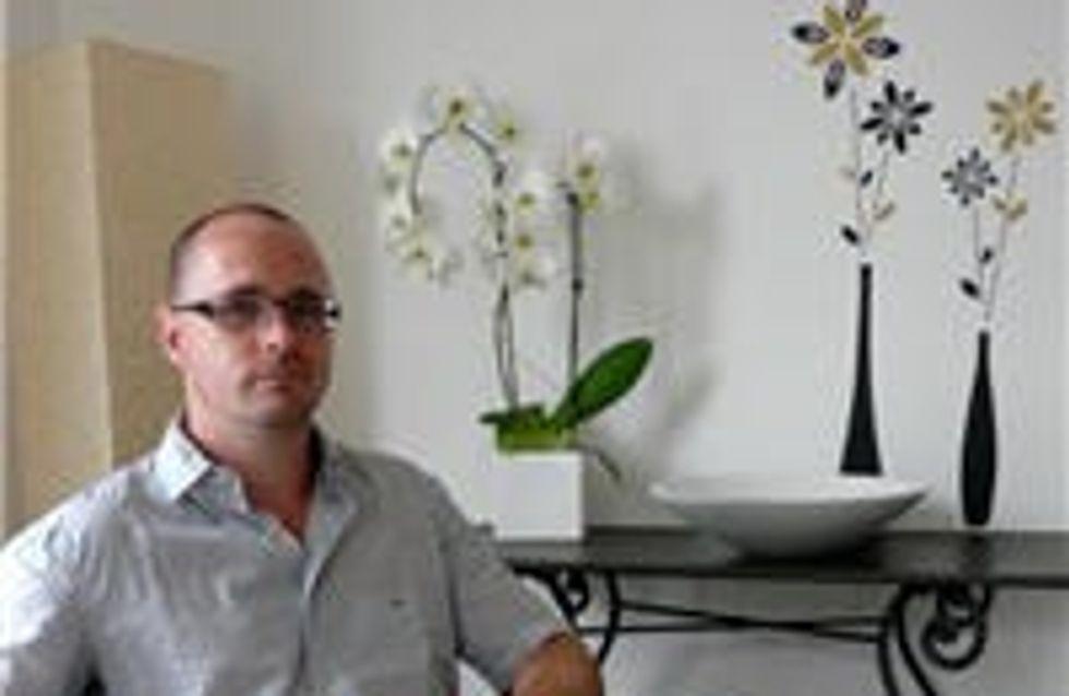 Expert déco : Julien Hubert, pdg de Mes Murs à Moi