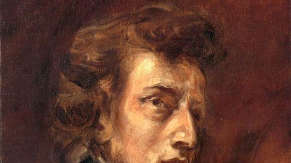 Frédéric CHOPIN, trajectoire d'un pianiste virtuose