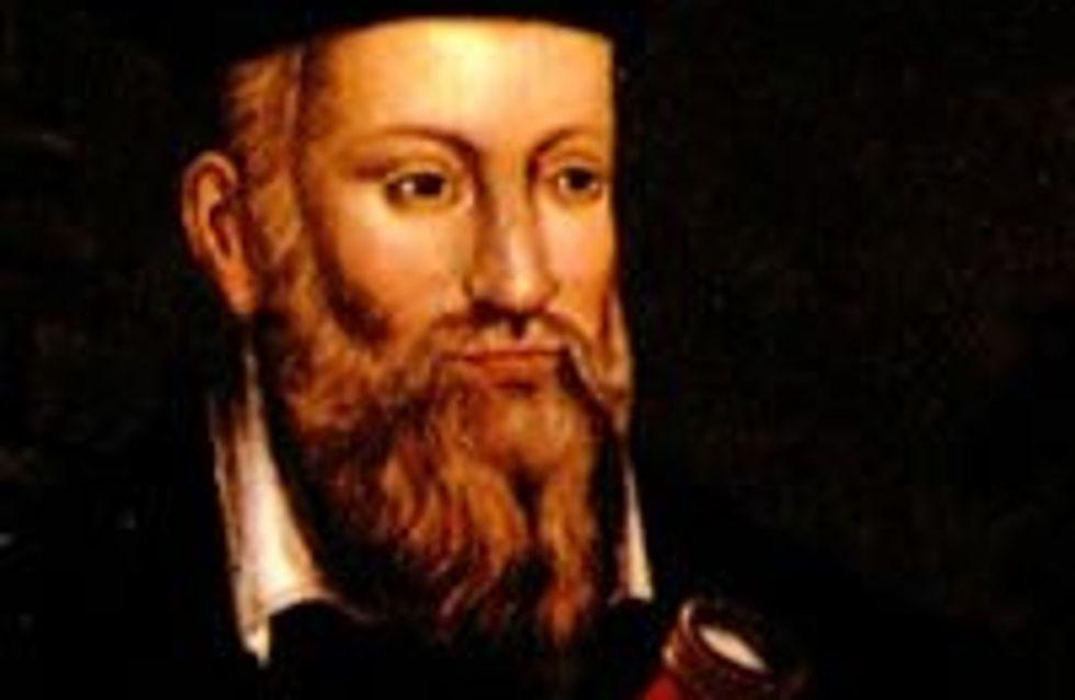 Ce qu'a prédit Nostradamus