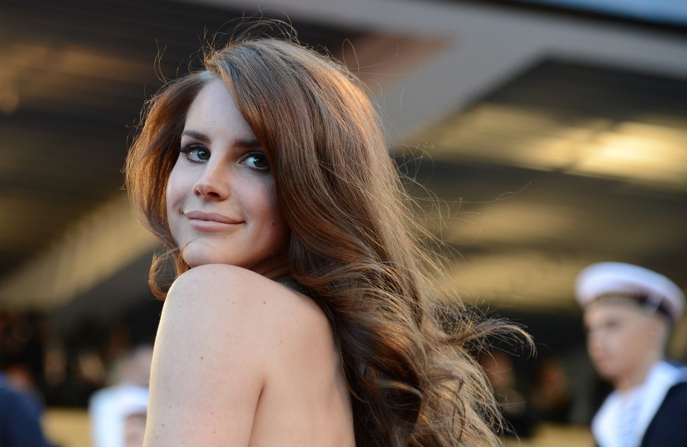 Die Karriere fest im Blick: Lana Del Rey wollte sich hochschlafen