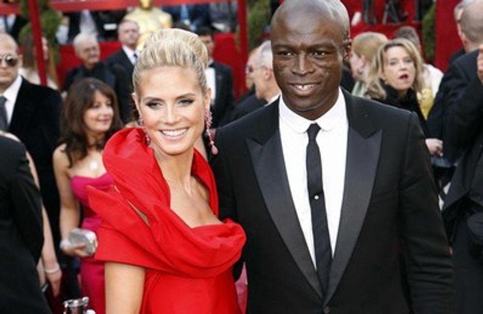 Heidi Klum et Seal se marient... pour la troisième fois !