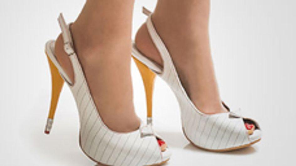 De meest gewaagde schoenen!