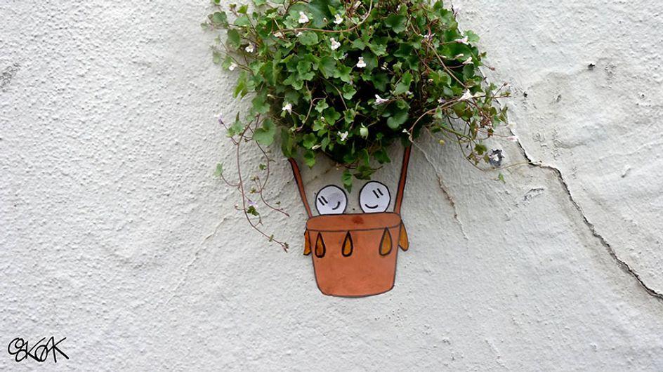 Un artista di strada stupisce con i suoi lavori. Guardali, e non vedrai più la tua città allo stesso modo!