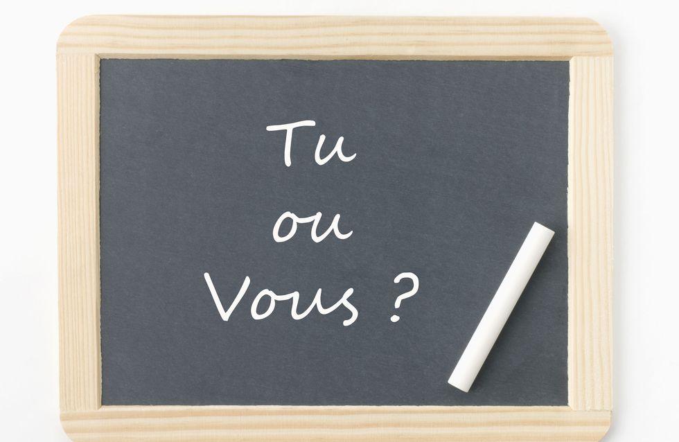 Tu ou vous ? Les subtilités de la langue française vues par les Américains