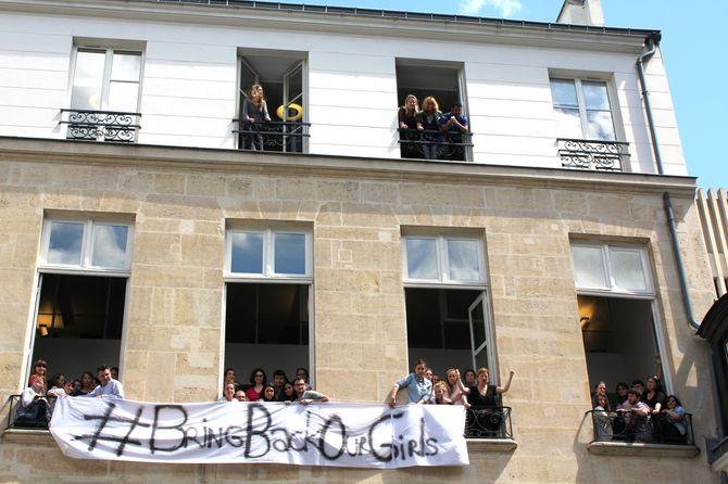 aufeminin - #BringBackOurGirls