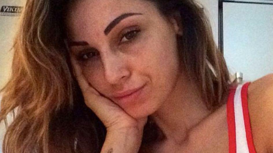 Anna Tatangelo pubblica dei selfie su Instagram e viene insultata dai fan!