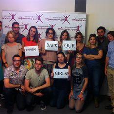 100 días y un millón de selfies después del secuestro de las niñas nigerianas