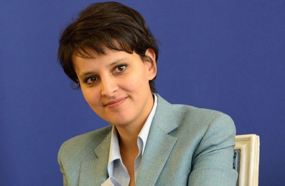 Najat Vallaud Belkacem : L'égalité hommes femmes n'est pas un sujet secondaire