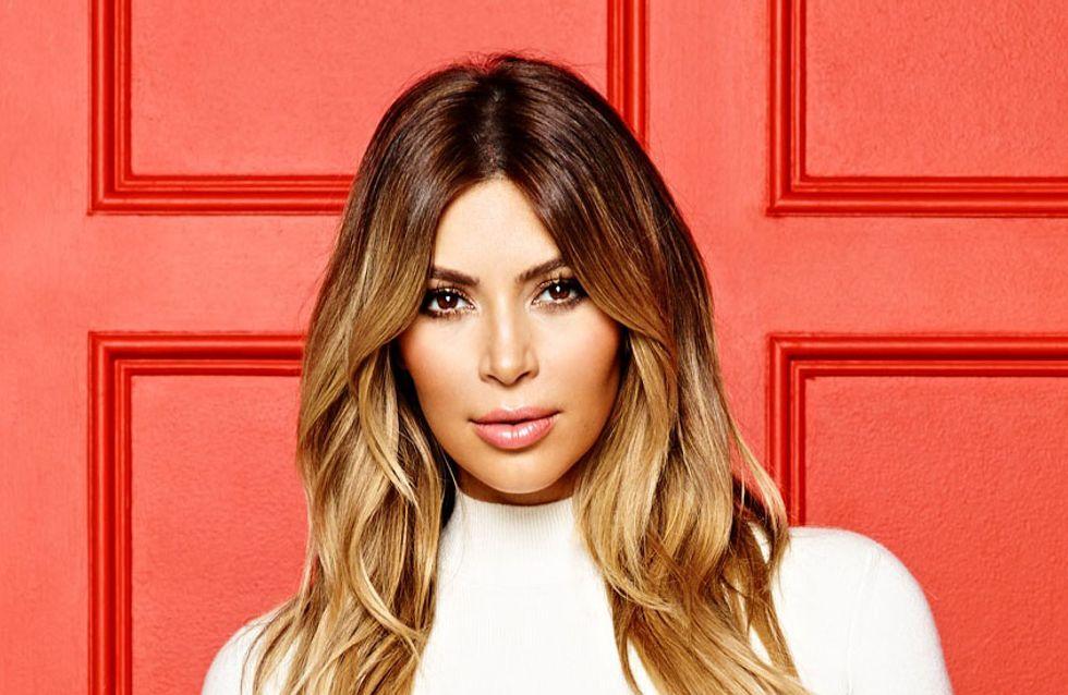 Kim Kardashian : Sa petite North a fait ses premiers pas (Photo)
