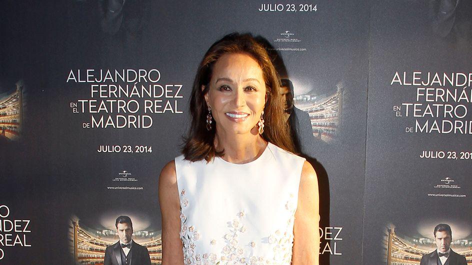 Alejandro Fernández reúne a numerosos rostros conocidos en Madrid