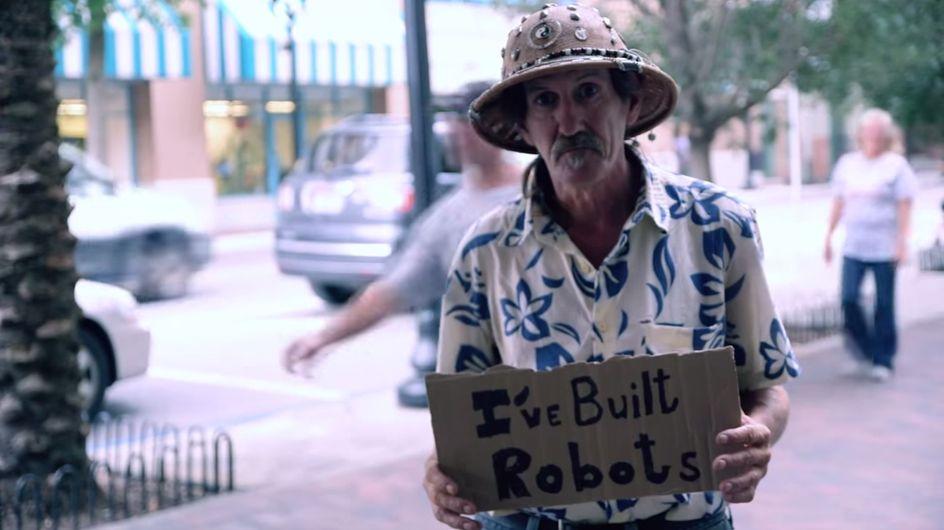 Un vídeo que cambiará tu forma de ver a los mendigos
