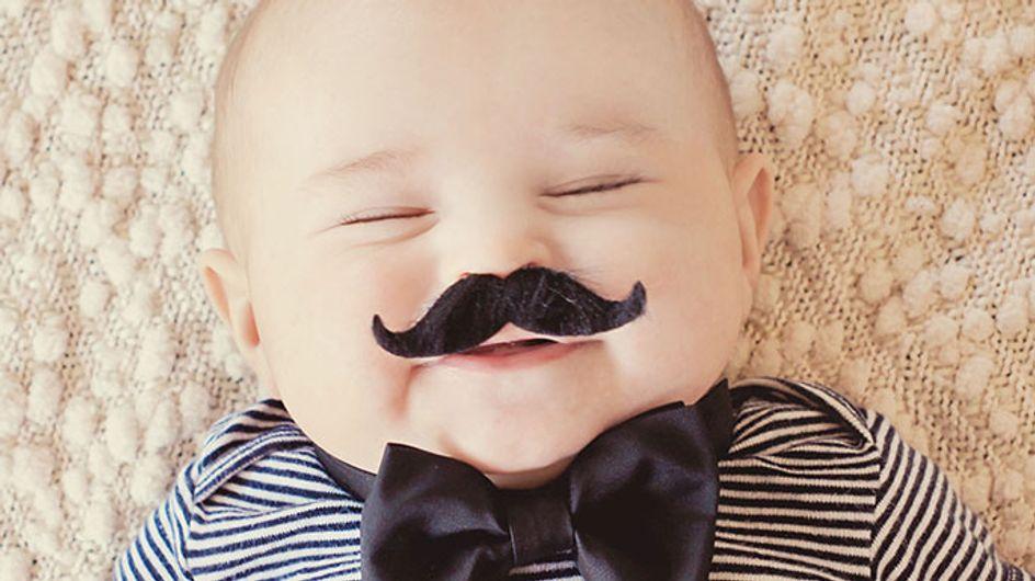 14 dingen die gebeuren als een papa alleen is met zijn baby