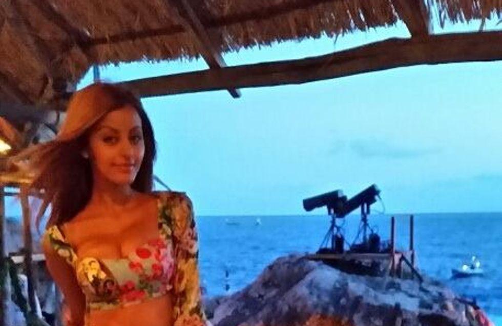 Zahia : Ses vacances sexy en Italie (Photos)