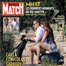 Nicolas Sarkozy et Carla Bruni en vacances : Ils font jaser la toile