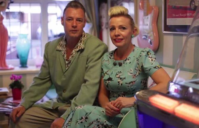 Gary et Mandy