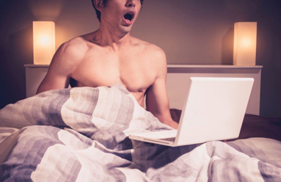 Wetenschap bewijst dat mannen dom worden van porno...