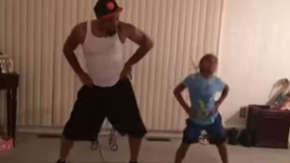 This Incredible Father Daughter Dance Routine Will Make Your Day