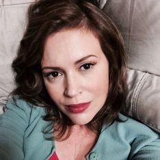 Alyssa Milano : Elle ne craint pas de prendre du poids pendant sa grossesse