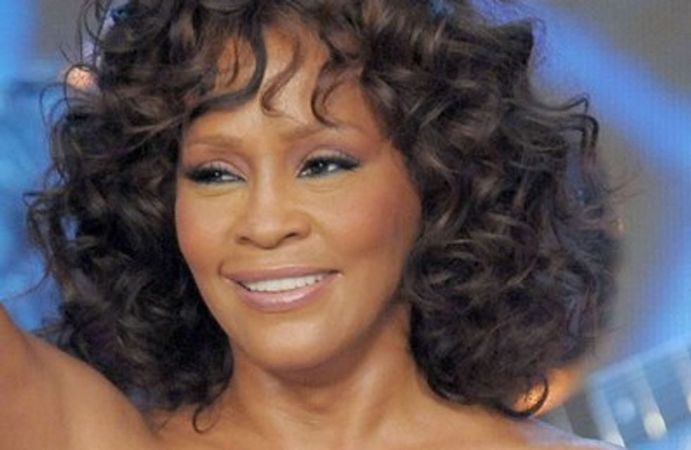 Whitney Houston : hospitalisée à Paris !