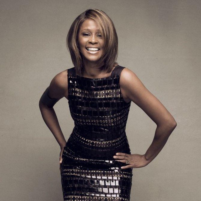 Whitney Houston Sony