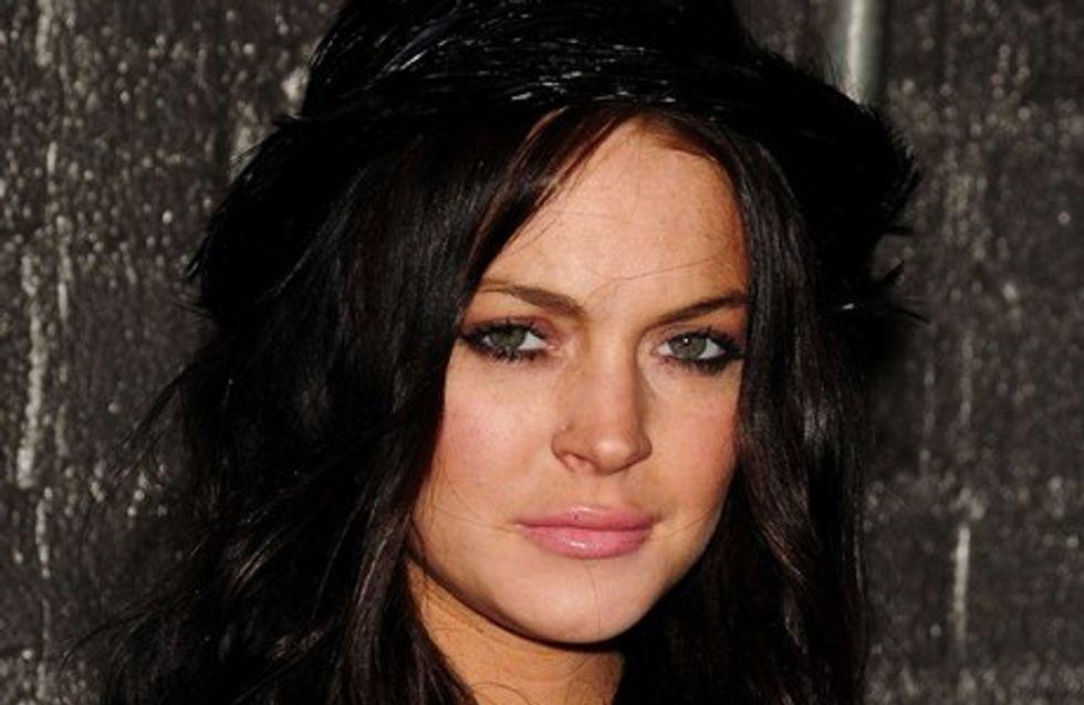 """Lindsay Lohan : le mariage de son père lui donne envie de """"vomir"""" !"""