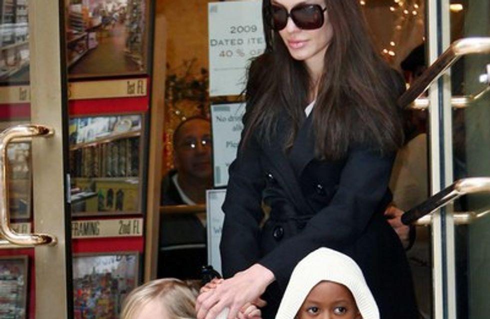 Angelina Jolie, mauvaise mère ?