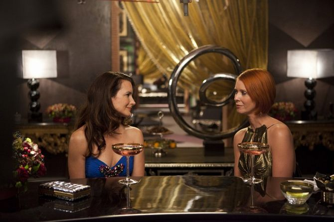 "Les nouvelles photos de ""Sex And The City 2"" !"