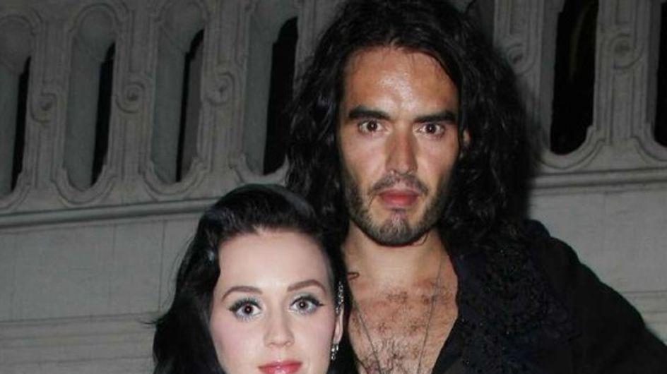 Katy Perry et Russell Brand préparent une cérémonie en Inde !