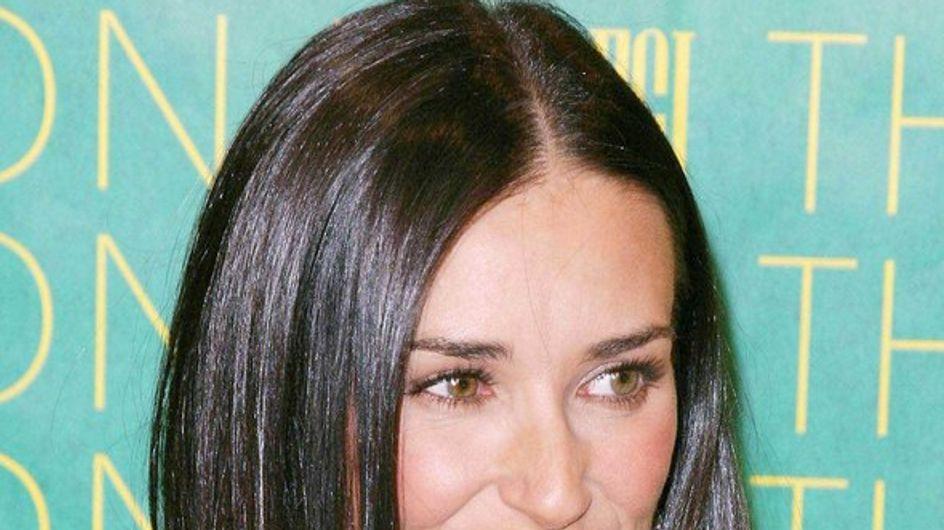 """Demi Moore : """"Je ne me suis pas fait refaire le visage !"""""""