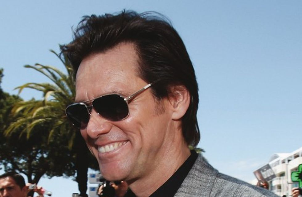Jim Carrey : La femme de Tiger Woods était forcément au courant !