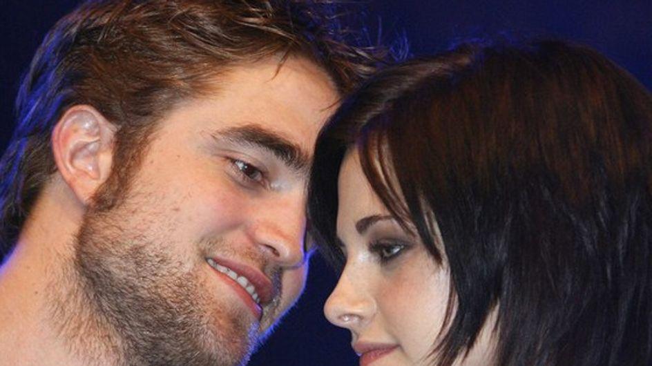 Kristen Stewart : Robert Pattinson l'aurait demandée en mariage !