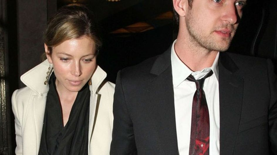 Justin Timberlake et Jessica Biel toujours ensemble !