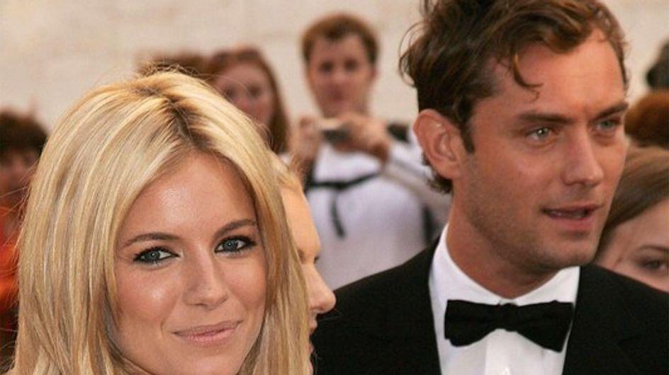 Jude Law et Sienna Miller fiancés ?
