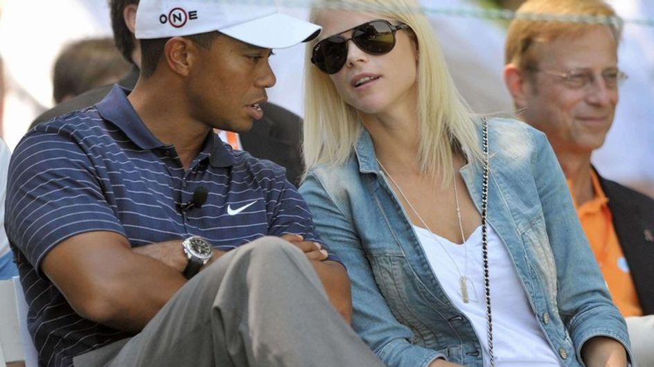 Tiger Woods : Le divorce !