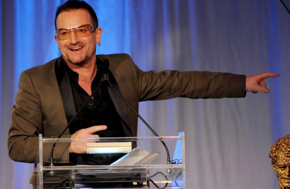 Bono de U2 : il investit 90 millions de dollars dans Facebook !