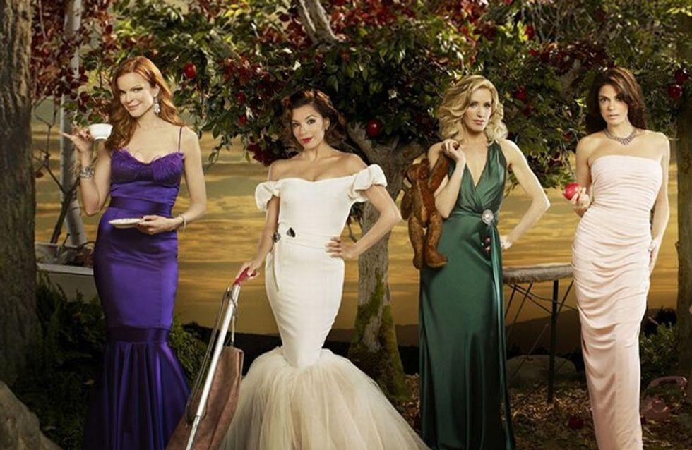 Les Desperate Housewives répondent à Nicollette Sheridan !