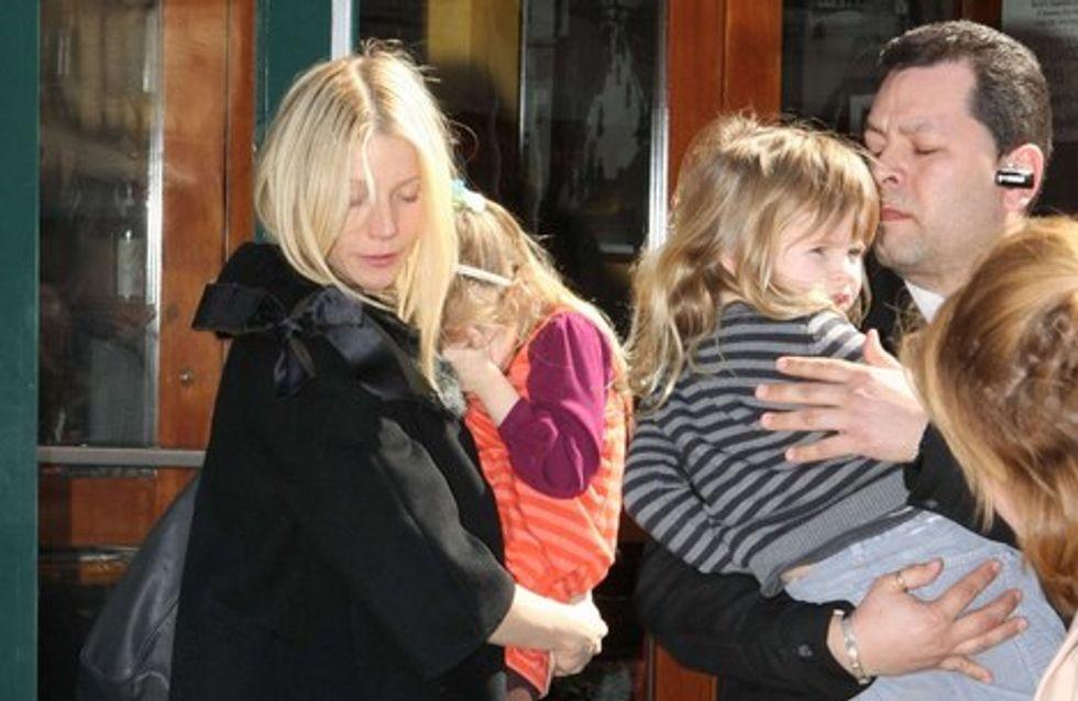 Gwyneth Paltrow veut un troisième enfant avec Chris Martin !