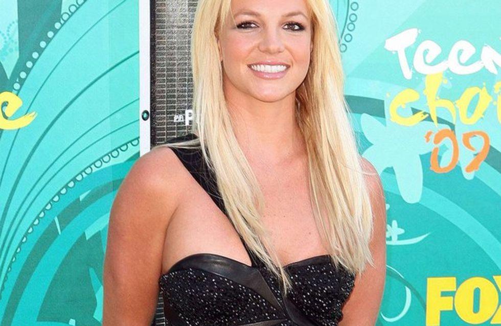 Britney Spears : Découvrez ses photos pour Candie's non retouchées
