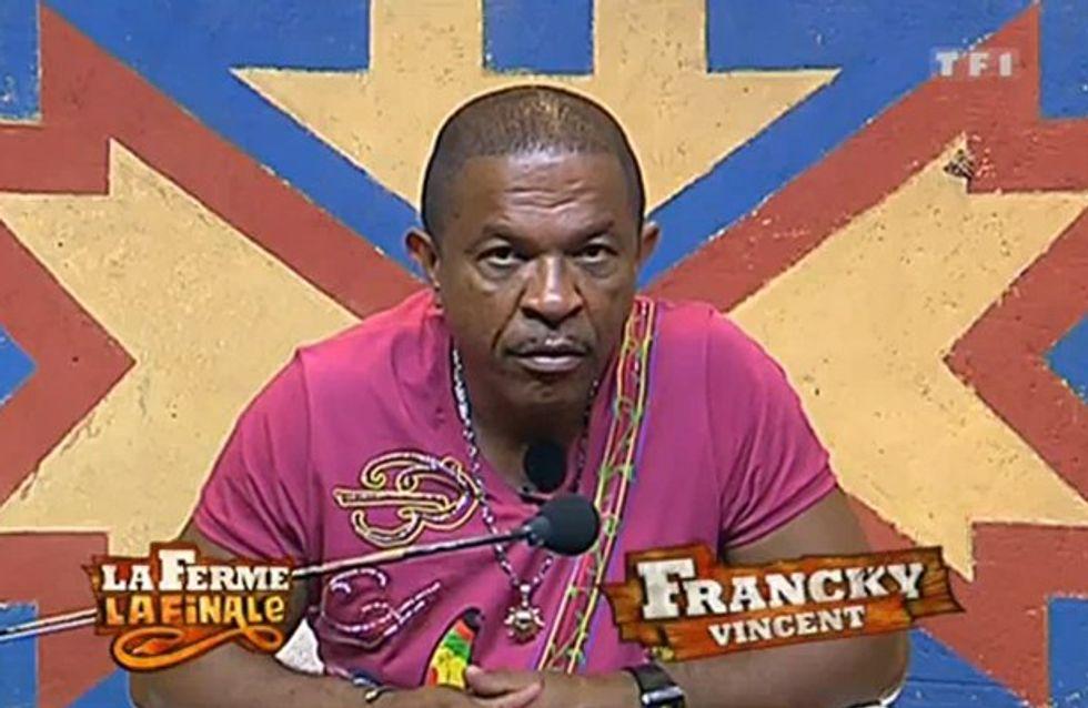 Francky Vincent : Mickaël Vendetta est sous l'emprise d'une mauvaise influence