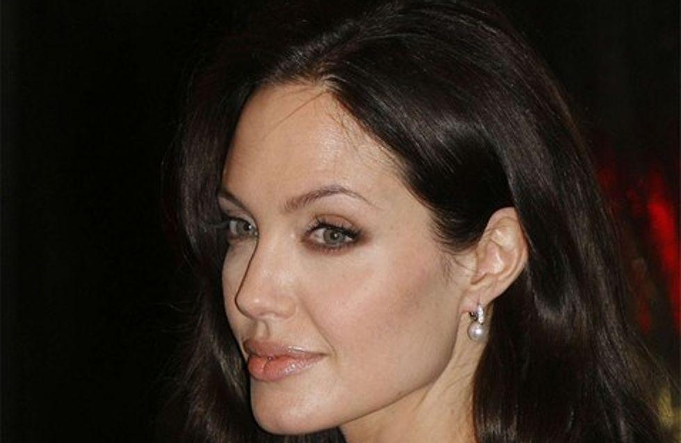 """Angelina Jolie : """"Mes enfants adorent voir mes cascades au cinéma !"""""""