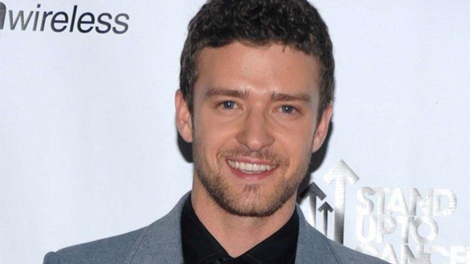 Justin Timberlake embrasse une autre fille que Jessica Biel !