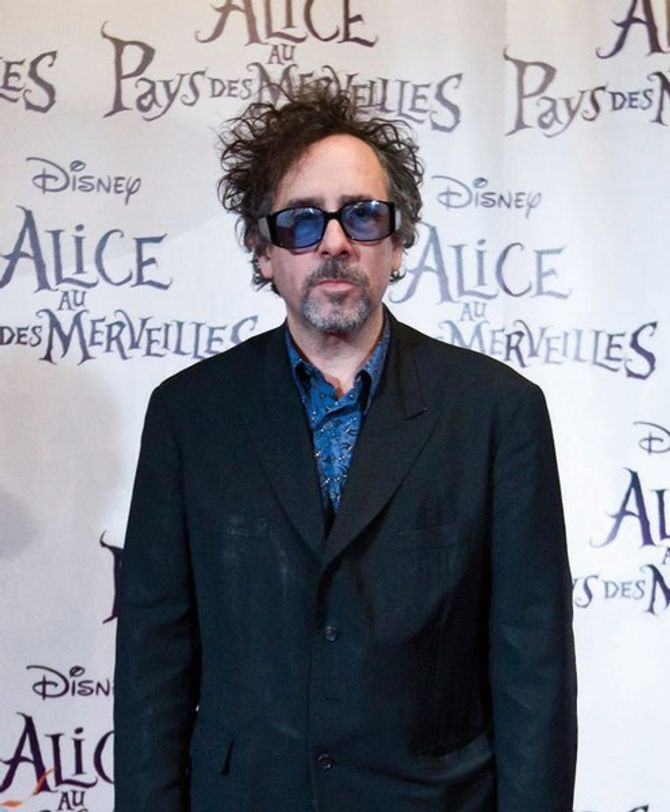 tim burton disney
